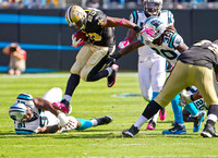 NFL:  Oct 09 New Orleans Saints Vs Carolina Panthers